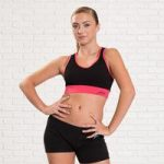 Plume Urban Sports Bra Top