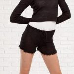 Sansha Knitted Warm-Up Shorts