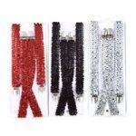 Star Sequin Braces