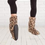 Grishko Printed Dance Booties