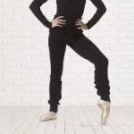 Intermezzo Warm-Up Leggings