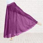 Capezio Romantic Floral Skirt